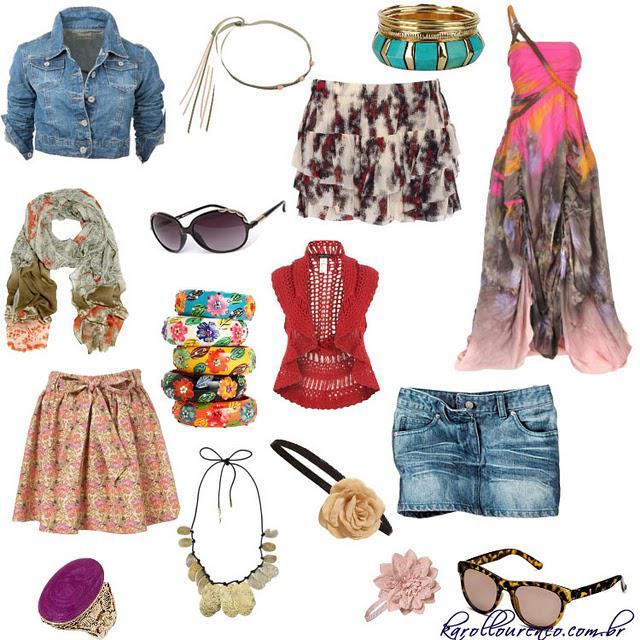 Blog da garota de estilo estilo boho chic - Estilo boho chic ...