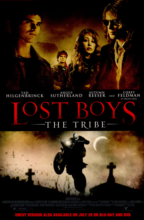 the world of disgruntled monkey review lost boys � the