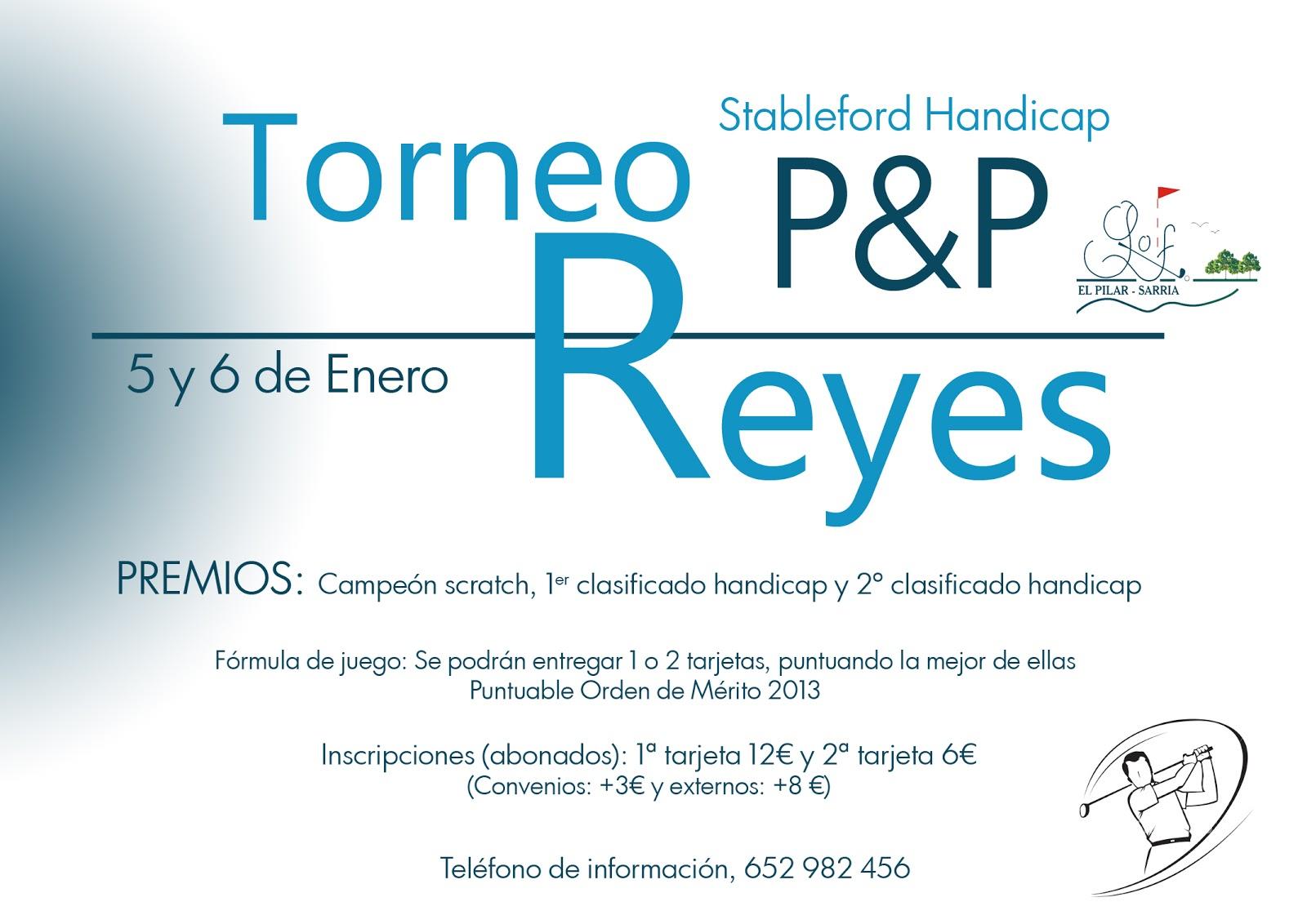 torneo de Reyes en el P&P El Pilar Sarria