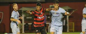 Vitória não toma vergonha e perde para o Grêmio