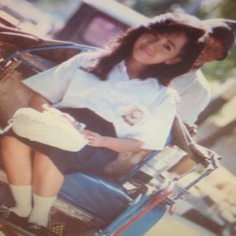 Maia Estianty Ketika SMP