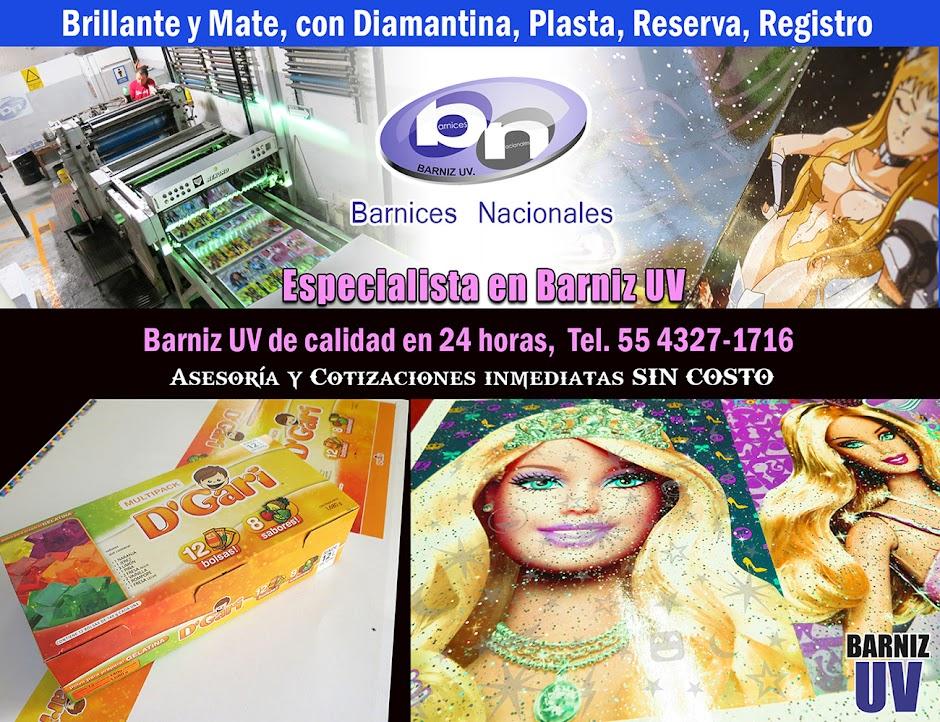 Barnices Nacionales CDMX