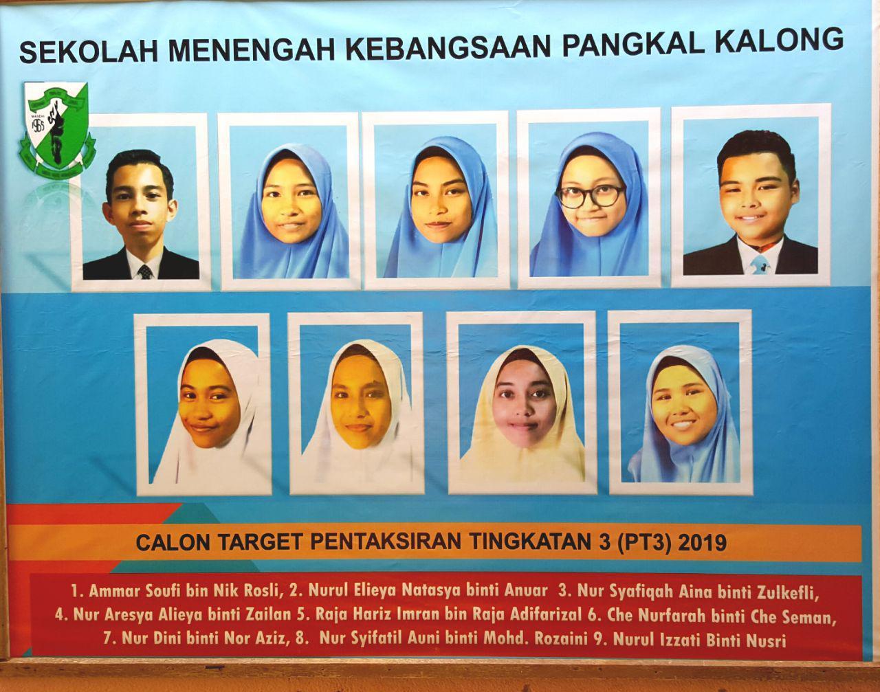TARGET PT3 2019