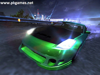 Need for Speed Underground 2 Highly Compressed PC Game
