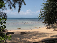 Hidden beach - Pulau Besar