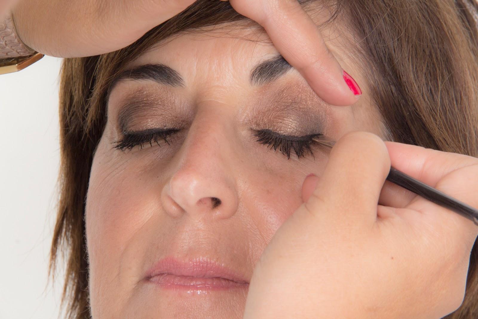 tutorial make-up mujer +45 años
