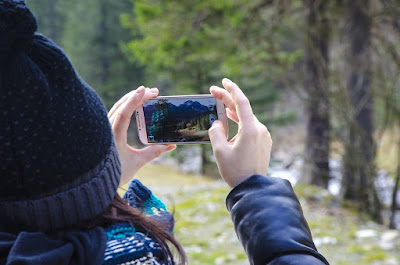 kamera smartphone rosak