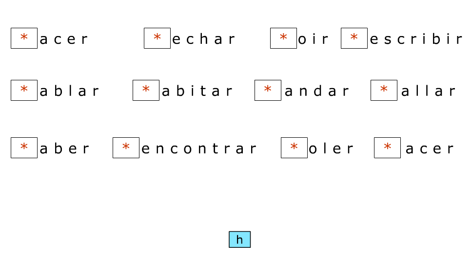 http://www.primerodecarlos.com/TERCERO_PRIMARIA/abril/Unidad10/lengua/actividades/letra_h_3.swf