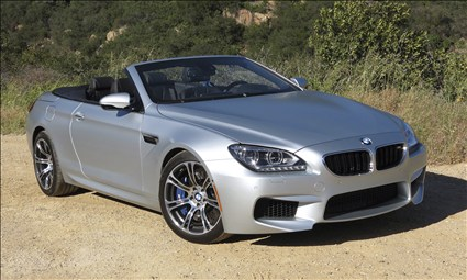 In the Fast Lane with Auto Emporium  2013 BMW M6 convertible