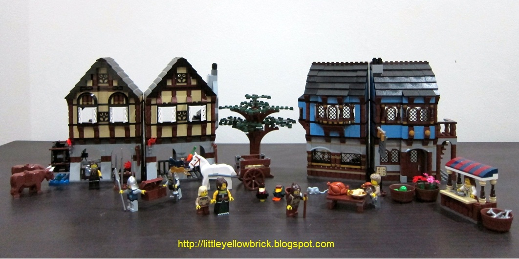 Little Yellow Brick - A Lego Blog: Our 12th Lego project - 10193 ...