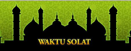Waktu Solat Negeri Sabah