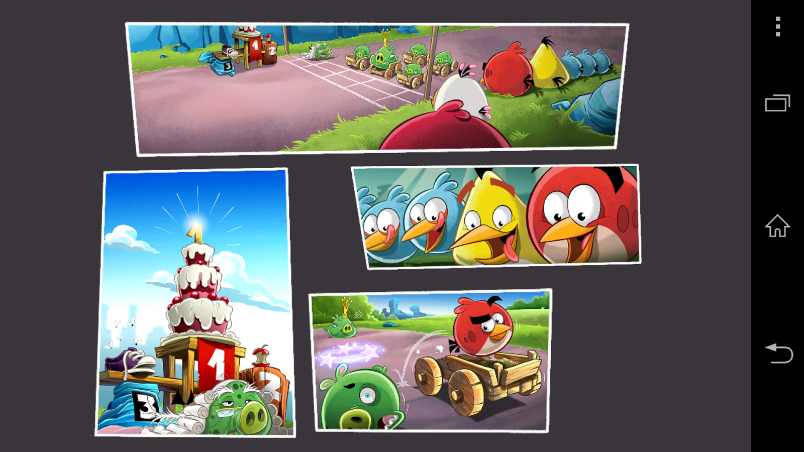 Angry Birds Car Racing Games Download