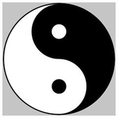 The Tai Chi Tu - Yin/Yang Symbol