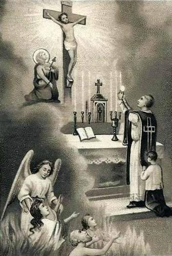 Neuvaine à Notre Dame de Lourdes pour les malades!! Messe-ames-purgatoire