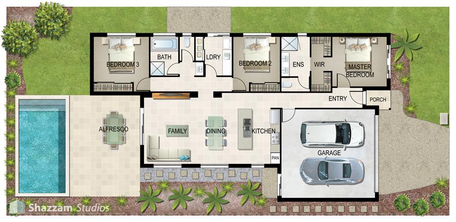 Arquitectura de casas proyectos con planos de casas for Casas ideas y proyectos