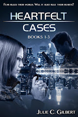 Heartfelt Cases Books 1-3