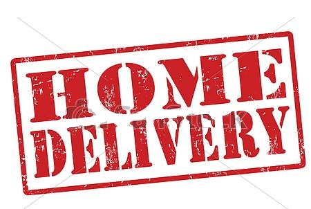 Home delivery avialable