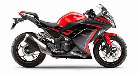Motor Ninja terbaru 2015