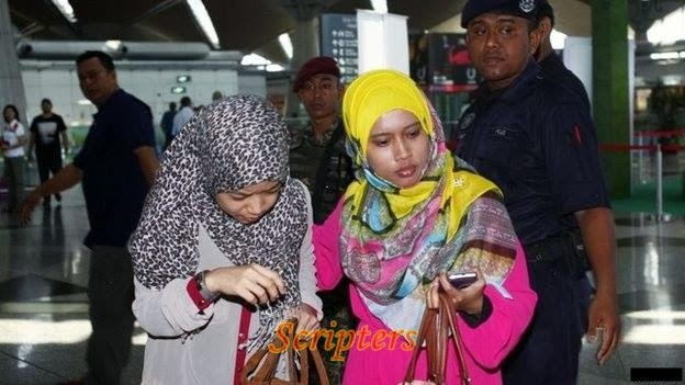 Himpunan Gambar-Gambar Menarik Insiden Kehilangan Pesawat Mas MH370