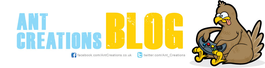 Freelance Vector Illustrator - Ant Creations Blog - UK Artist and Vector Fanatic