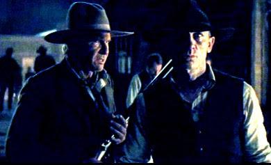 Harrison Ford & Daniel Craig