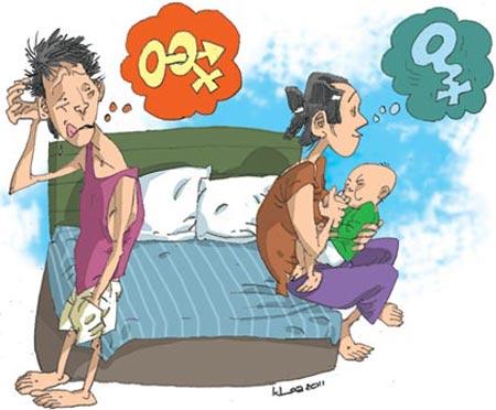 Truyện ngắn hay Khác nhau giữa trước và sau hôn nhân