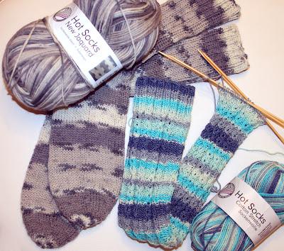 Hot socks-langasta sukat