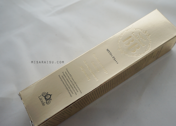 lioele snail gold bb cream review