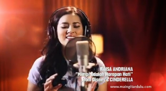 Mimpi Harapan Hati - Raisa (Original Soundtrack From Disney Movie: Cinderella)