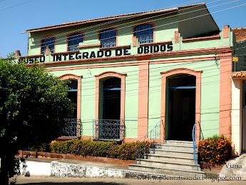 Conheça a cidade de Óbidos - Pará