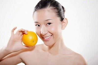 Vỏ cam là cách trị nám da an toàn và hiệu quả.