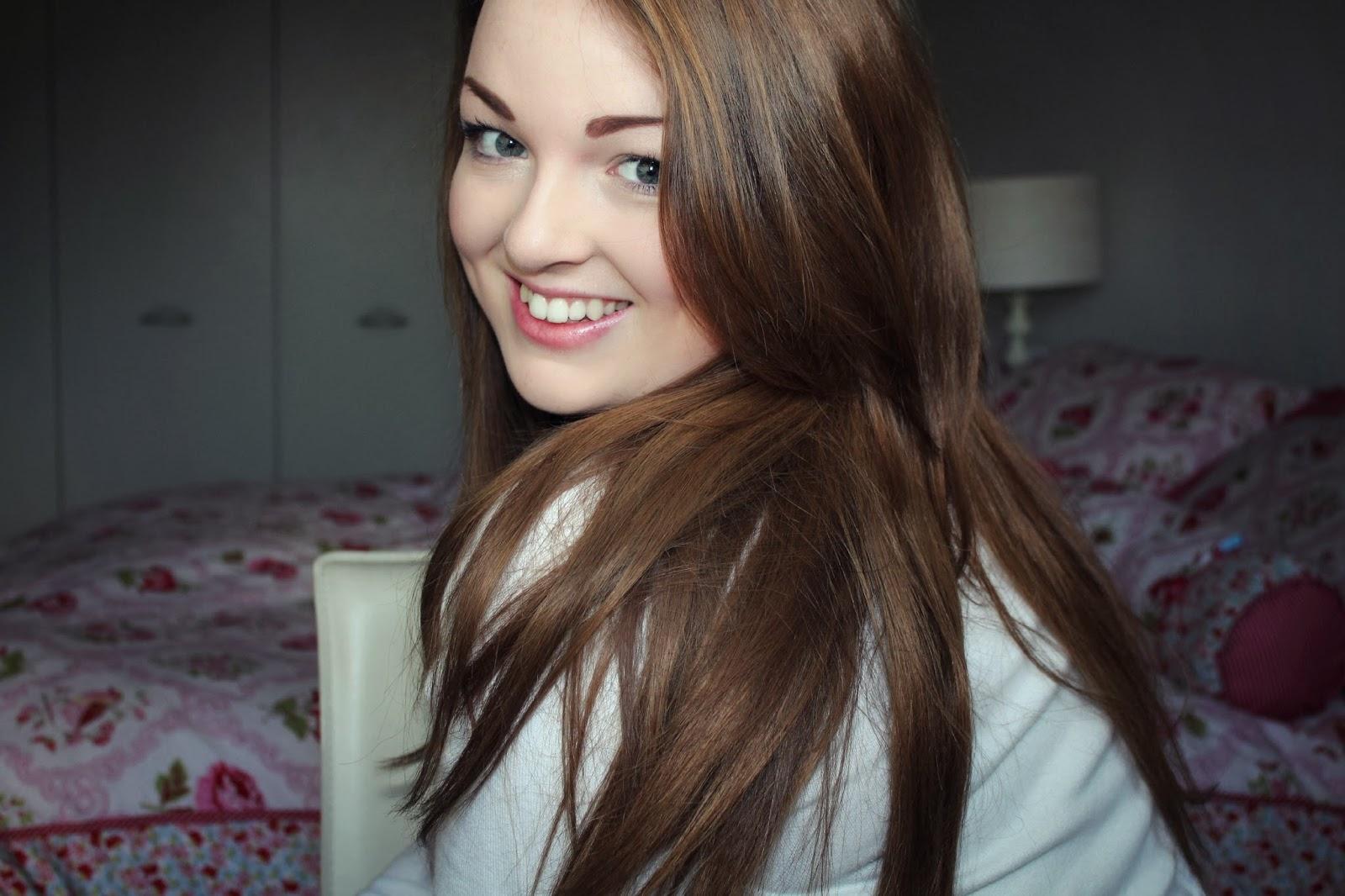Dirty Looks Hair Extensions Review Brogan Tate
