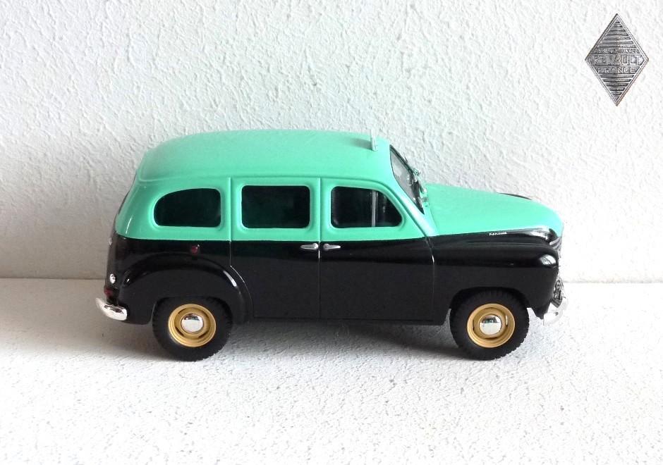 Garage de poche jip renault colorale taxi 1951 - Garage renault le plus proche ...