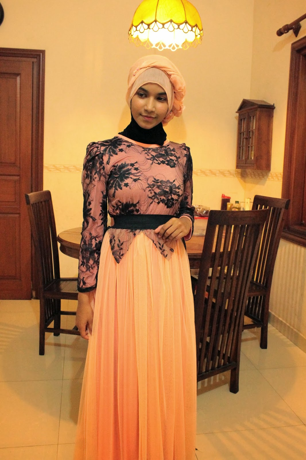 adorable fashion style let 39 s go party hijab fashion style