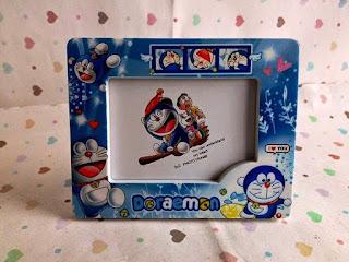 Frame Doraemon Lucu