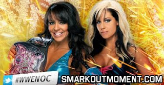 Watch Night of Champions 2012 PPV Divas Championship Layla vs Kaitlyn