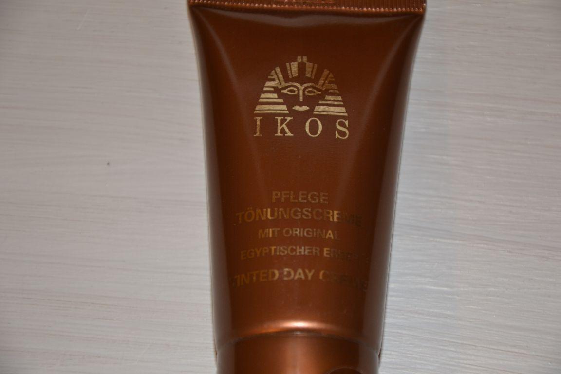 Kosmetyki IKOS - krem brązujący