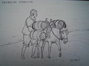 DESENHOS - ROMEO ZANCHETT