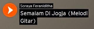 soundcloud.com Sound Gitar Semalam di Jogja