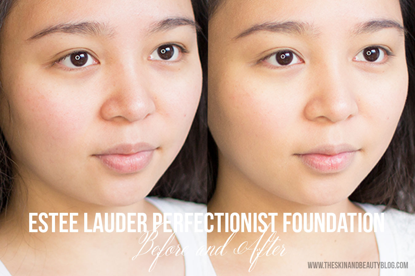 Estee Lauder Perfectionist Youth-Infusing Foundation Makeup SPF 25 Review