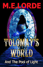 How far will TOLOMAY go to save the WORLD?  CLICK the cover TO ORDER
