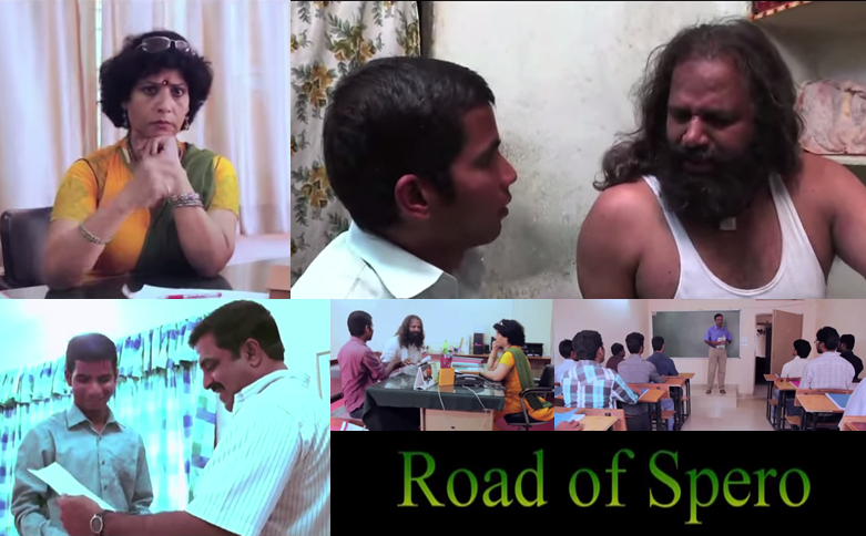 ROAD OF SPERO - Telugu Short Film By Anshul Sinha