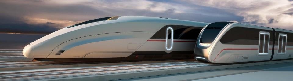 amazing trains amazing future technology future train