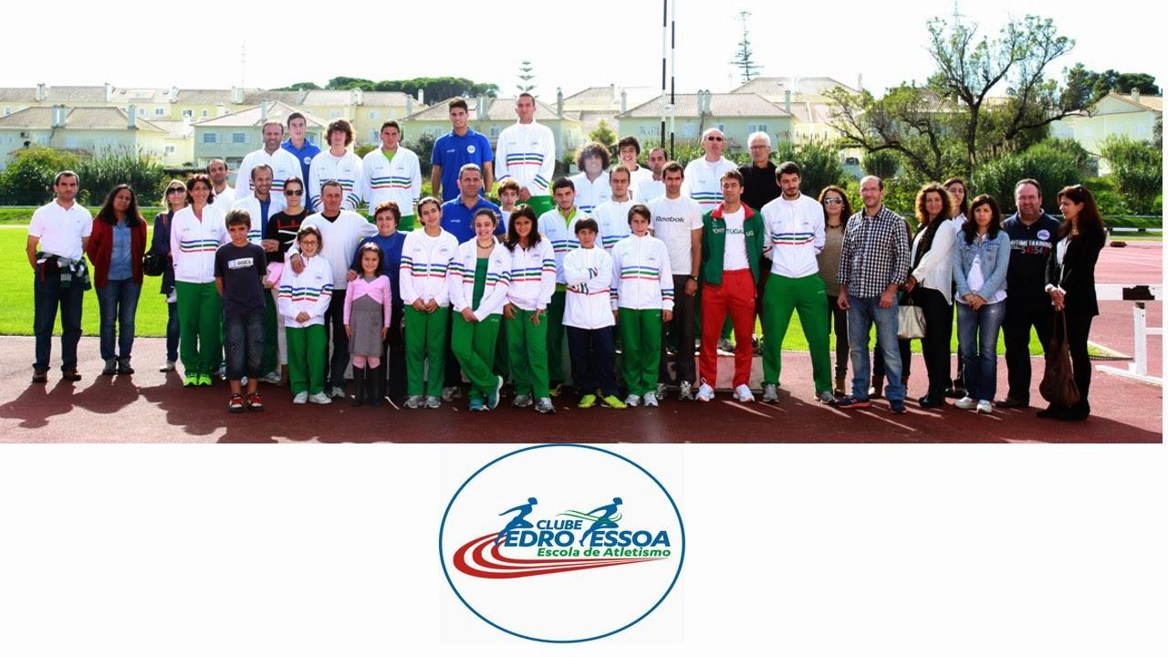 Clube Pedro Pessoa Escola de Atletismo