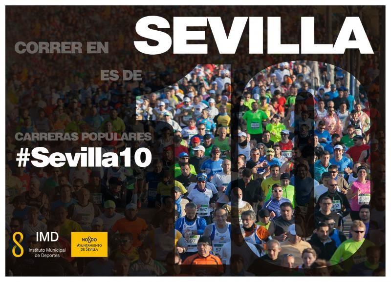 Circuito Carreras Populares Sevilla 2015