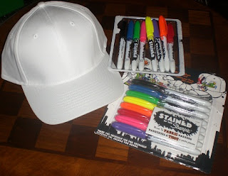 Sharpie Stained markers, prize pack