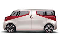 Suzuki Air Triser Concept (2015) Side