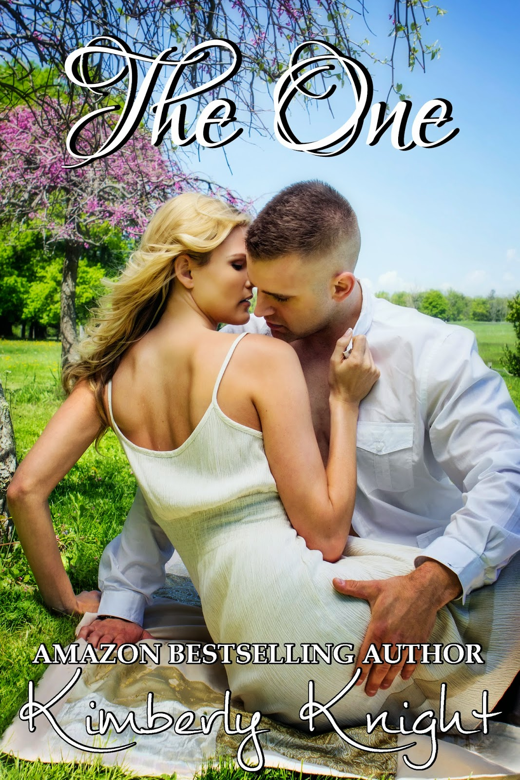 Cover Reveal: The One by Kimberly Knight
