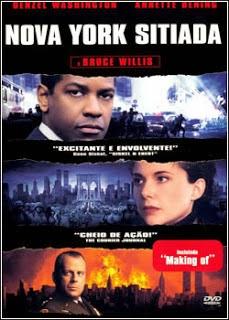 Baixar Filme Nova York Sitiada DVDRip AVI Dual Áudio