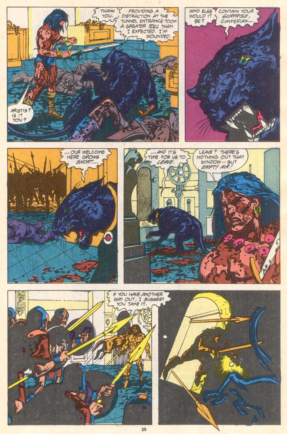 Conan the Barbarian (1970) Issue #226 #238 - English 20